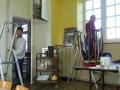Peinture du réfectoire
